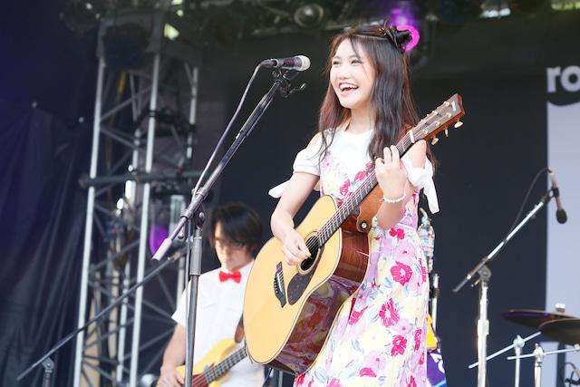 井上苑子(写真提供:rockin'on japan)