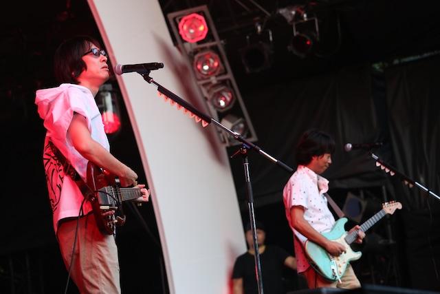 真心ブラザーズ(写真提供:rockin'on japan)