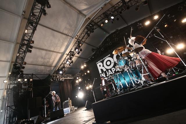 シナリオアート(写真提供:rockin'on japan)