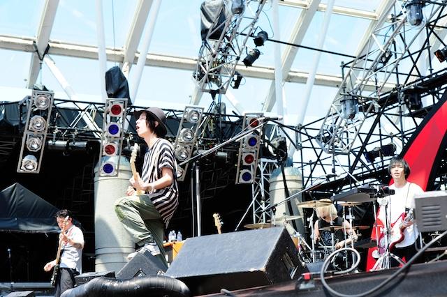 ストレイテナー(写真提供:rockin'on japan)