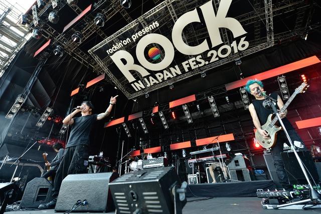 the HIATUS(写真提供:rockin'on japan)