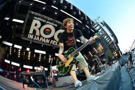 Ken Yokoyama(写真提供:rockin'on japan)