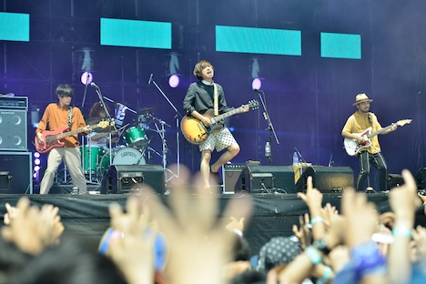 クリープハイプ(写真提供:rockin'on japan)