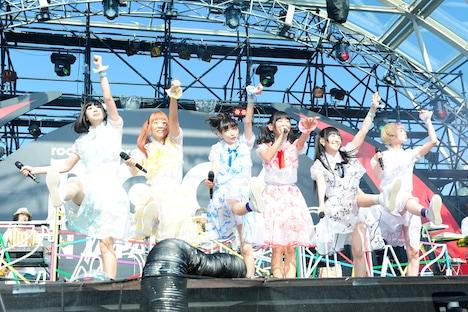 でんぱ組.inc(写真提供:rockin'on japan)