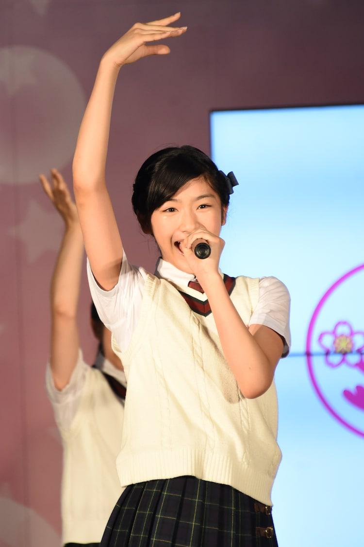 岡田愛(さくら学院)