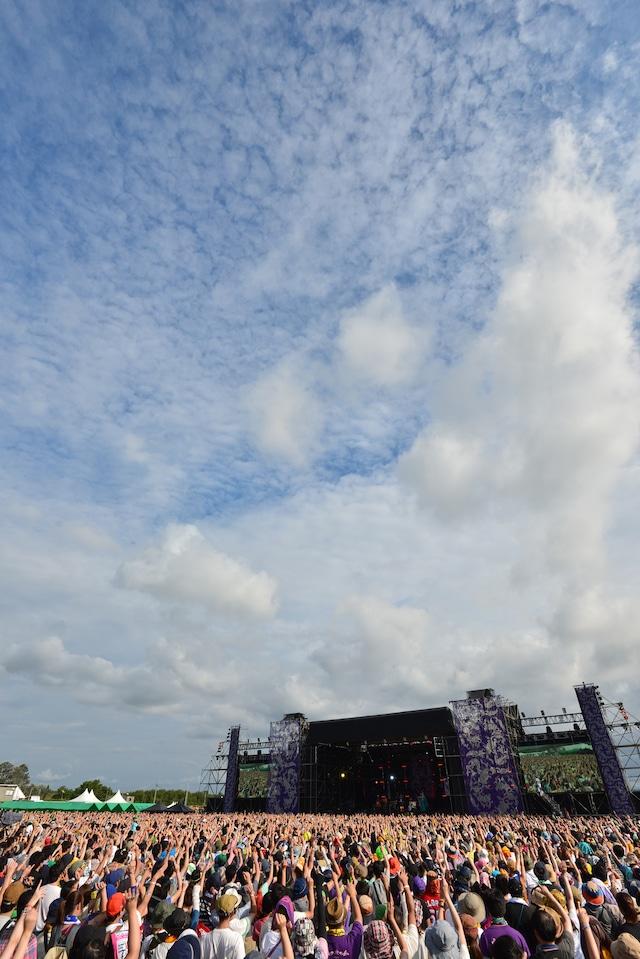 RISING SUN ROCK FESTIVAL PHOTO by n-foto RSR team