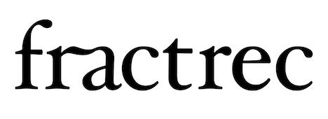 mouse on the keysの自主レーベル「fractrec」ロゴ