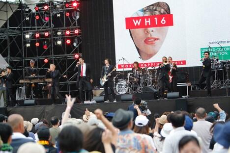 東京スカパラダイスオーケストラ(Photo by TEAM LIGHTSOME)