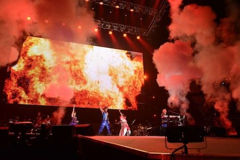 KOTOKO×ALTIMA (c) Animelo Summer Live 2016/MAGES.