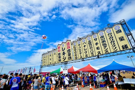「OTODAMA'16~音泉魂~池田編」の様子。(撮影:河上良)