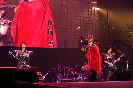 デーモン閣下×GRANRODEO (c) Animelo Summer Live 2016/MAGES.