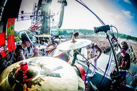 ONE OK ROCK(Photo by JulenPhoto)