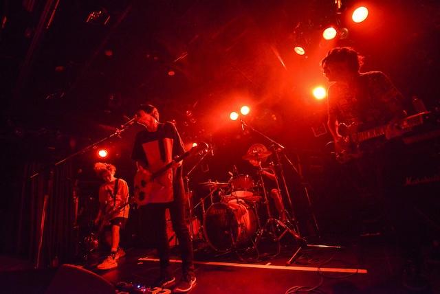 PELICAN FANCLUB(Photo by Daisuke Miyashita)