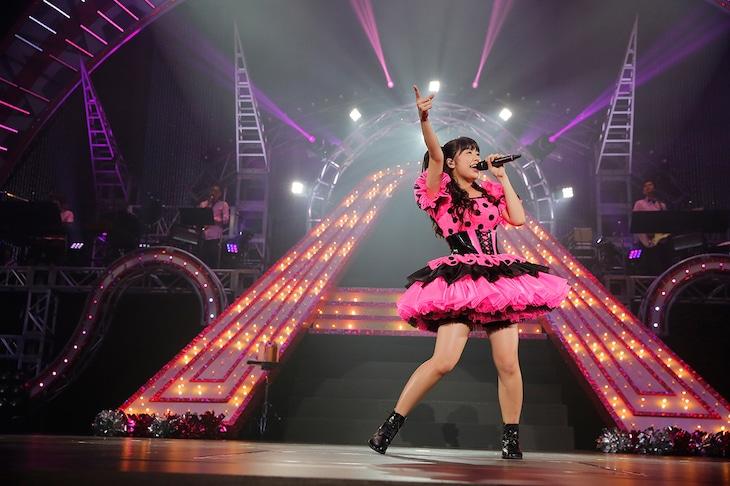 佐々木彩夏「AYAKA-NATION 2016 in 横浜アリーナ」の様子。(photo by HAJIME KAMIIISAKA)