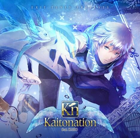 V.A.「EXIT TUNES PRESENTS Kaitonation feat.KAITO」ジャケット
