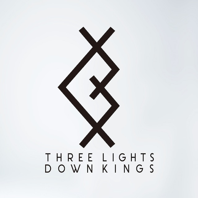 THREE LIGHTS DOWN KINGS ロゴ