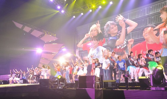 「Animelo Summer Live 2016 刻 -TOKI-」千秋楽の様子。(c) Animelo Summer Live 2016 / MAGES.