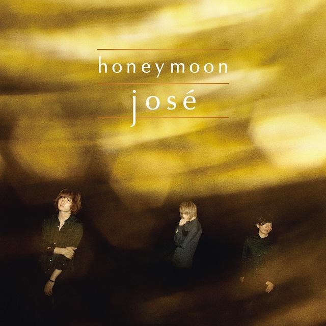 ジョゼ「honeymoon」ジャケット