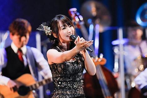 水樹奈々(Photo by hajime kamiiisaka)