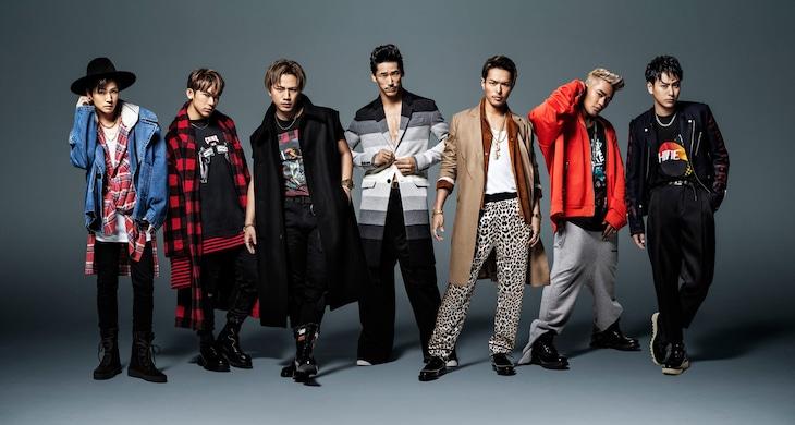 三代目 J Soul Brothers from EXILE