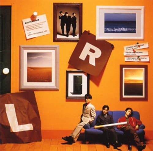L⇔R「LACK OF REASON」ジャケット