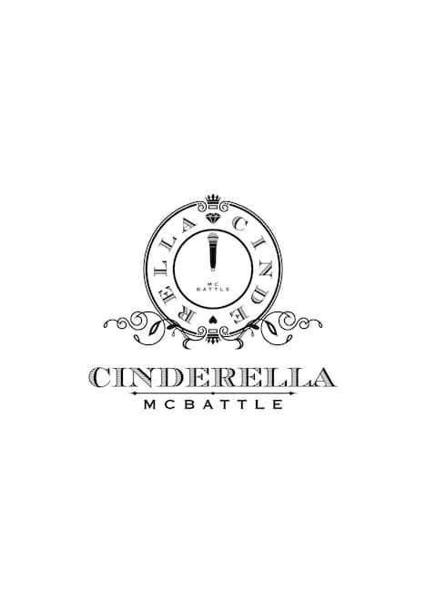 「CINDERELLA MCBATTLE」ロゴ