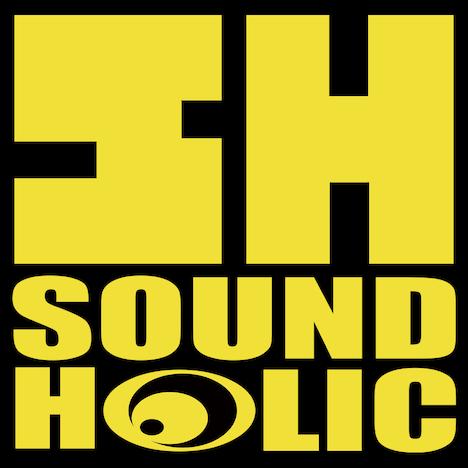 SOUND HOLICのロゴ