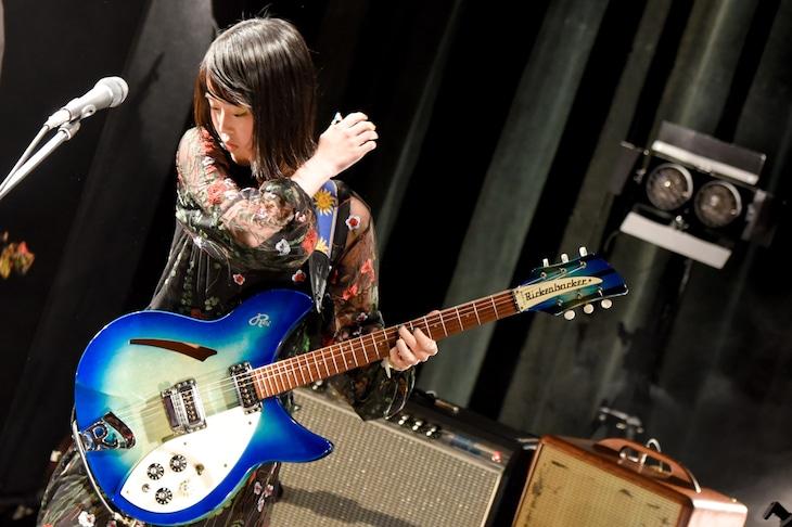 Rei(Photo by Shun Komiyama)