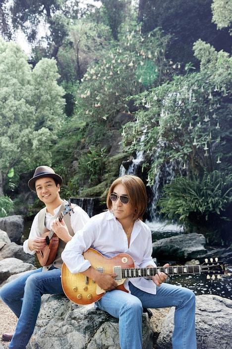 Tak Matsumoto & Daniel Ho