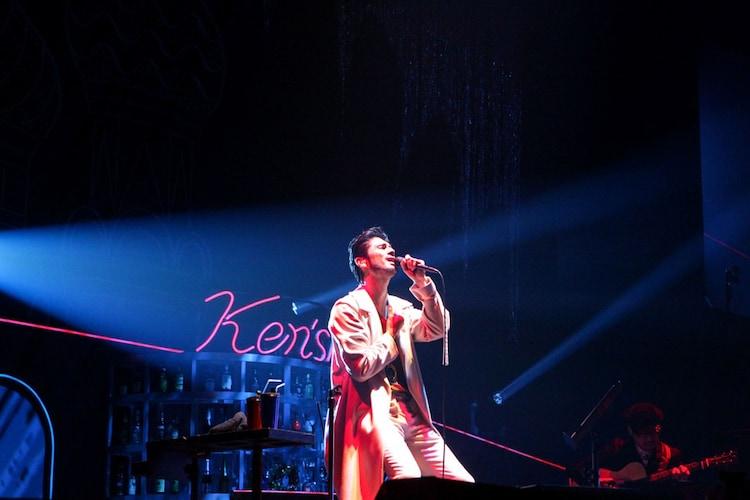 平井堅「Ken's Bar 2016 X'mas Eve Special !!」の様子。(撮影:渡邉一生)