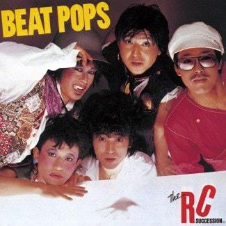 RCサクセション「BEAT POPS」ジャケット