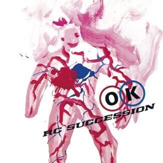 RCサクセション「OK」ジャケット