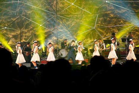 星野源「星野源 新春 Live 2days『YELLOW PACIFIC』」の様子。(Photo by Tsukasa Miyoshi[Showcase])