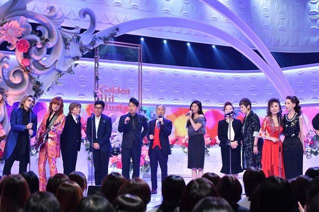 「歌のゴールデンヒット ~オリコン1位の50年間~」 (c)TBS