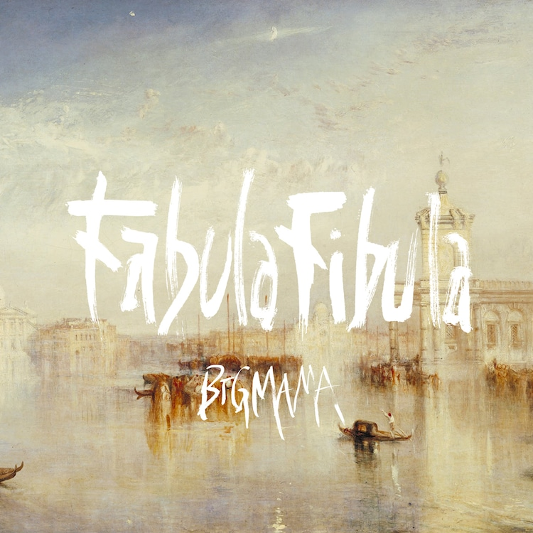 BIGMAMA「Fabula Fibula」通常盤ジャケット