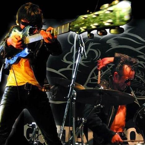 ギターウルフ