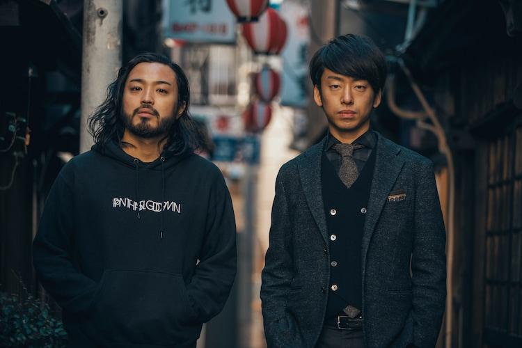 Creepy Nuts(R-指定&DJ 松永)