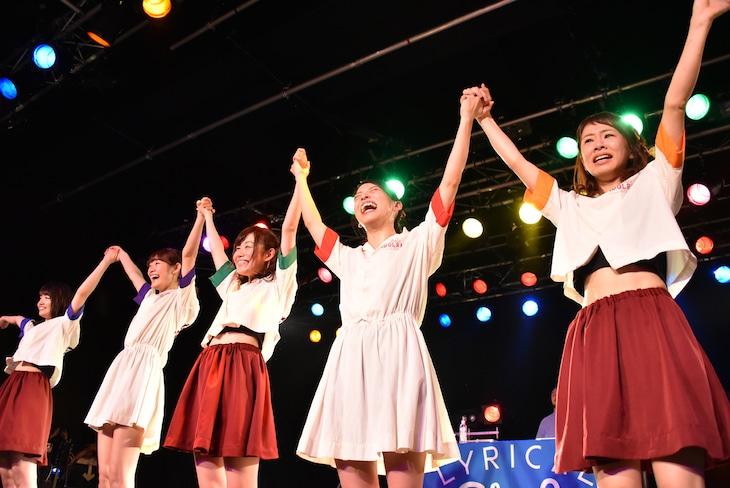 "「lyrical school one man live 2017 ""ラストソング""」の様子。"