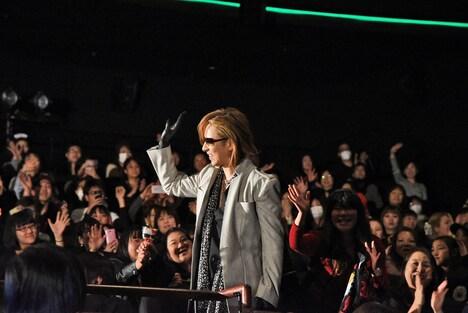 YOSHIKIとファン。