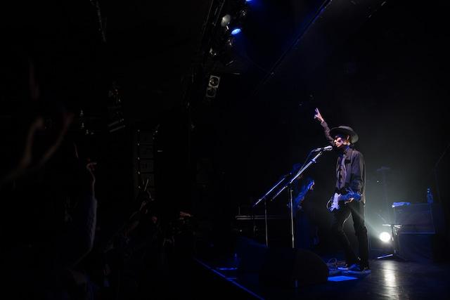 ウソツキ「USOTSUKA NIGHT 創世記-ジェネシス- ~ウソツキが生まれた日~」の様子。(撮影:山野浩司)