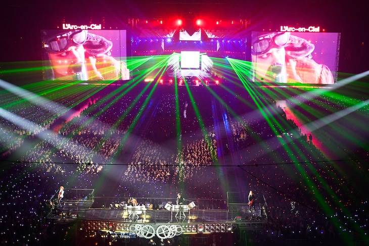 「25th L'Anniversary LIVE」4月8日公演の様子。