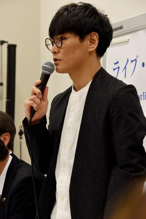 山口一郎(サカナクション)