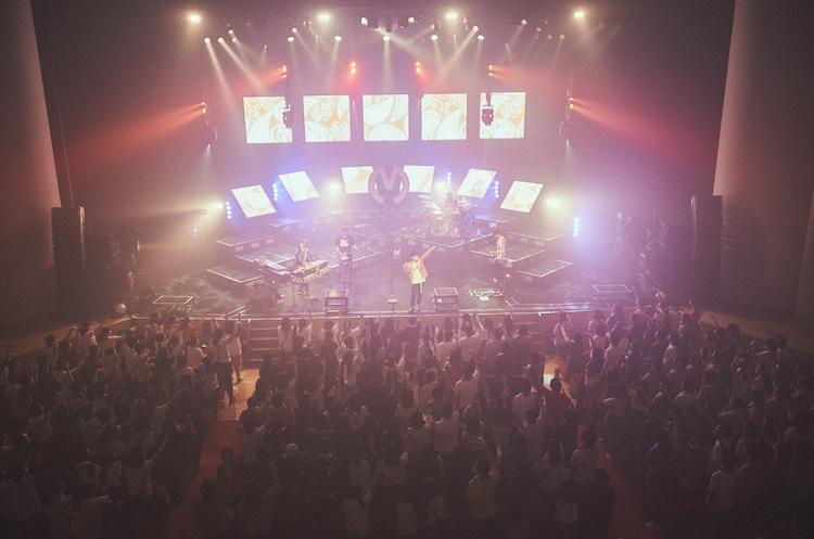 「MGA MEET YOU TOUR」埼玉公演の様子。(Photo by Tatsuya Kawasaki)