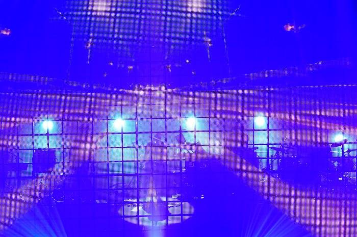「amazarashi 360° LIVE『虚無病』」の様子。
