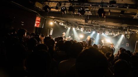 la la larks「5 years old」東京公演の様子。(撮影:水島キノコ)