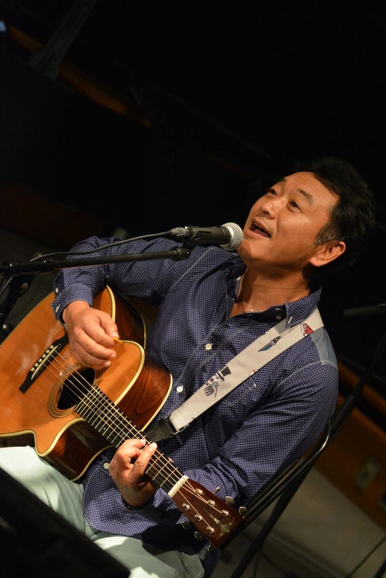 杉山清貴(写真提供:TOKYO FM)