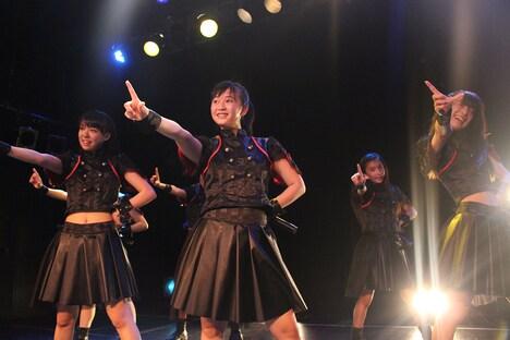 桜エビ~ず ワンマンライブ 東京・UNIT公演の様子。(写真提供:スターダストプロモーション)