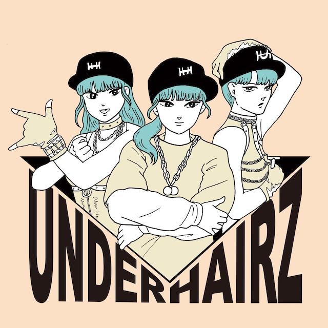 UNDERHAIRZロゴ
