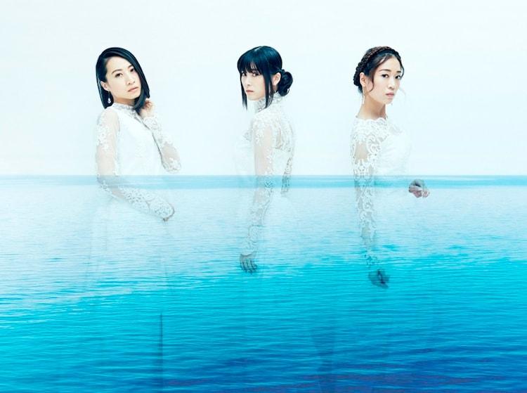 Kalafina。写真中央がKeiko。
