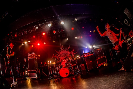 10-FEET (Photo by HayachiN)